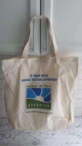 AWA shopping bag